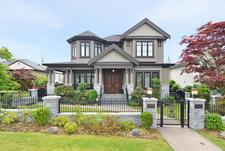South Granville House for sale:  5 bedroom 4,589 sq.ft. (Listed 2017-07-02)