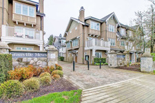 South Granville Townhouse for sale:  4 bedroom 1,846 sq.ft. (Listed 2019-02-26)