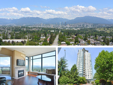 Forest Glen BS Condo for sale:  3 bedroom 1,214 sq.ft. (Listed 2019-05-17)