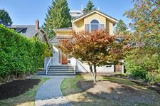 Point Grey House for sale:  4 bedroom 2,413 sq.ft. (Listed 2020-06-02)
