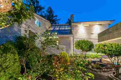 Upper Caulfeild House for sale:  4 bedroom 2,611 sq.ft. (Listed 2019-07-03)