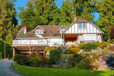 Caulfeild House for sale:  5 bedroom 3,054 sq.ft. (Listed 2019-08-21)