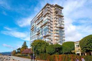 Dundarave Condo for sale:  1 bedroom 548 sq.ft. (Listed 2020-03-04)