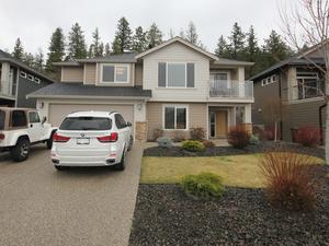 West Kelowna Estates House for sale:  4 bedroom 1,585 sq.ft. (Listed 2017-04-13)