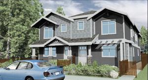 Kelowna North - Downtown Core Row / Townhouse for sale:  3 bedroom 1,257 sq.ft. (Listed 2018-11-16)