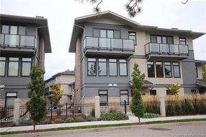 North Kelowna Row / Townhouse for sale:  2 bedroom 1,696 sq.ft. (Listed 2018-11-21)