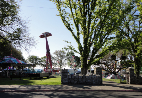 Oak Bay Tea Party 2011
