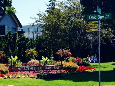 Welcome To Oak Bay