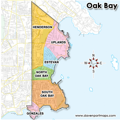 Oak Bay Real Estate on Vancouver Island