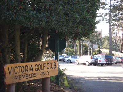 Oak Bay, Victoria Golf Club