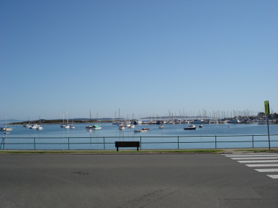 Oak Bay Marina View