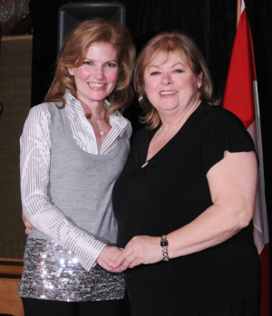 Brenda Royal LePage Award Photo 2010