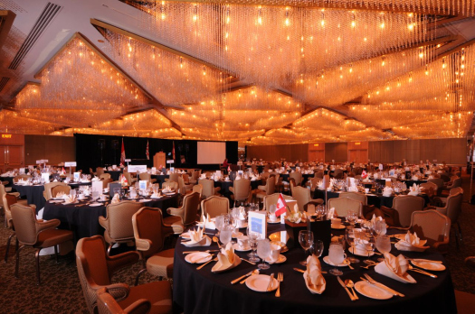 Royal LePage Awards at Pan Pacific Hotel 2010