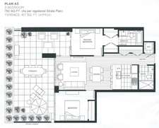 Brighouse Condo for sale:  2 bedroom 792 sq.ft. (Listed 2018-10-05)