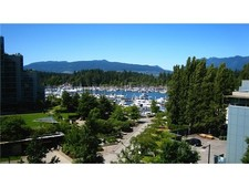 Coal Harbour Condo for sale:  2 bedroom 1,494 sq.ft. (Listed 2014-07-09)