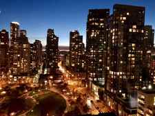 Downtown VW Condo for sale:  2 bedroom 888 sq.ft. (Listed 2018-11-17)