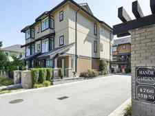 Delta Manor Townhouse for sale:  3 bedroom 1,778 sq.ft. (Listed 2019-07-29)