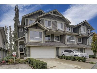 Fleetwood Tynehead Townhouse for sale:  3 bedroom 1,985 sq.ft. (Listed 2018-10-22)
