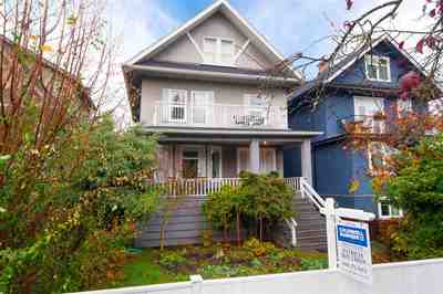 Mount Pleasant VE House for sale:  3 bedroom 2,965 sq.ft. (Listed 2017-11-23)