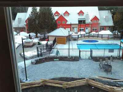 Whistler Creek Condo for sale:  2 bedroom 875 sq.ft. (Listed 2018-09-21)