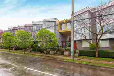 Fairview VW Townhouse for sale:  2 bedroom 886 sq.ft. (Listed 2019-04-09)