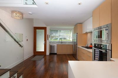 Deep Cove Townhouse for sale:  3 bedroom 1,610 sq.ft. (Listed 2019-10-30)
