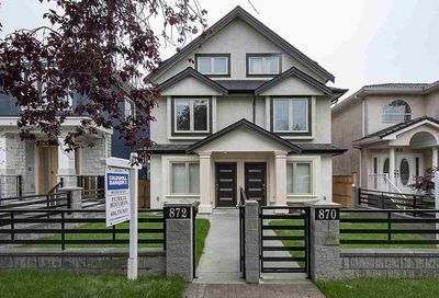 South Vancouver 1/2 Duplex for sale:  3 bedroom 1,332 sq.ft. (Listed 2020-06-18)