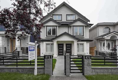 South Vancouver 1/2 Duplex for sale:  3 bedroom 1,332 sq.ft. (Listed 2021-01-19)
