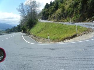 NZ Takaka road