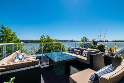Quay Apartment for sale: Quayside Terrace 2 bedroom 1,481 sq.ft. (Listed 2019-09-03)