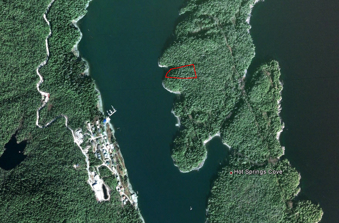 Lot 43 Hot Springs Cove