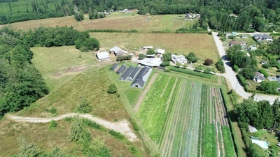 Powell River Farm, Acreage for sale: 5 bedroom 2,549 sq.ft. (Listed 2021-07-15)