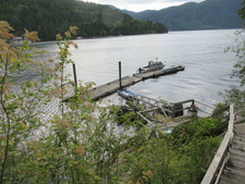 East Thurlow Island Oceanfront Acreage for sale: (Listed 2016-07-22)
