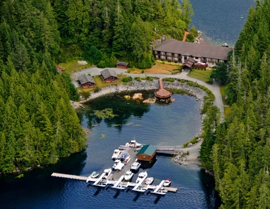 Barkley Sound Resort & Marina for sale: (Listed 2018-02-06)