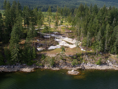 Powell River Oceanfront Acreage for sale: (Listed 2017-09-11)