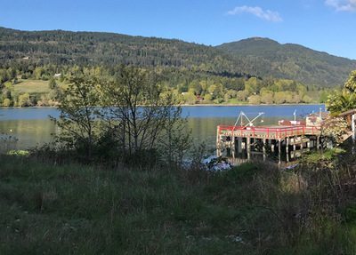 Salt Spring Island Vacant Industrial Lot for sale: (Listed 2018-04-11)