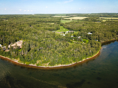 Pigeon Lake Private Lakefront Acreage for sale: (Listed 2019-05-14)