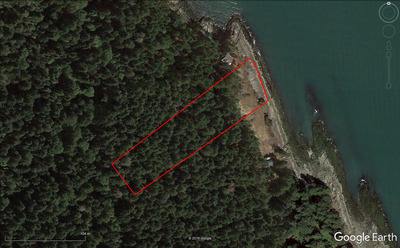 Valdes Island Oceanfront Acreage for sale: (Listed 2020-01-28)
