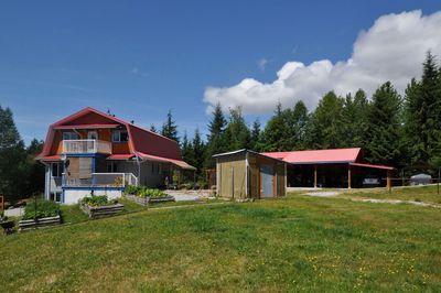 Texada Island Farm, Acreage for sale: 4 bedroom 2,000 sq.ft. (Listed 2020-07-31)