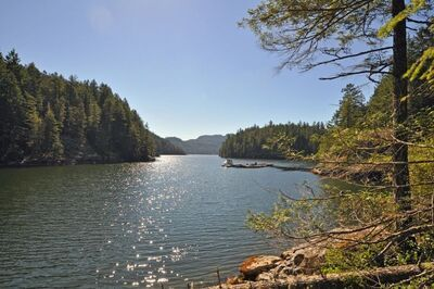 Nelson Island Oceanfront Acreage for sale: (Listed 2021-03-16)