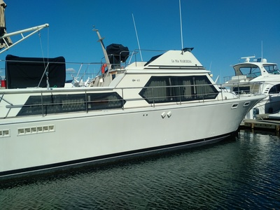 Coal Harbour Live-Aboard Boat for sale: Coal Harbour Marina 2 bedroom 484 sq.ft. (Listed 2018-01-24)