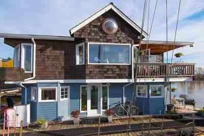 Hamilton RI Float Home for sale: Riversbend Marina 3 bedroom 1,352 sq.ft. (Listed 2018-11-15)