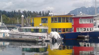 Coal Harbour House for sale: 2 bedroom 695 sq.ft. (Listed 2019-04-27)