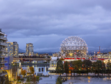FALSE CREEK Condo for sale: PINNACLE ON THE PARK 3 bedroom 1,109 sq.ft. (Listed 2019-10-25)
