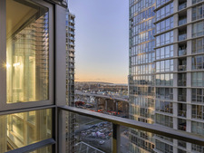 YALETOWN Condo for sale: AZURA II - BEACH CRESCENT 1 bedroom 726 sq.ft. (Listed 2020-02-03)