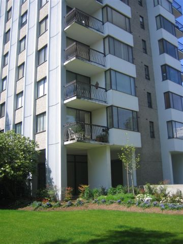 Kerrisdale Apartment for sale:  Studio 550 sq.ft. (Listed 2008-07-05)