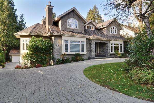 Elegant West Coast Traditional Residence