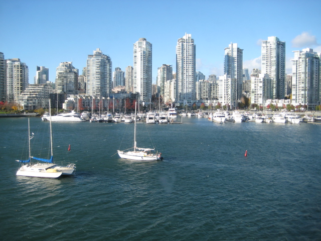 False Creek Waterfront Waterfront for sale: San Remo 2 bedroom 2,305 sq.ft. (Listed 2011-11-15)