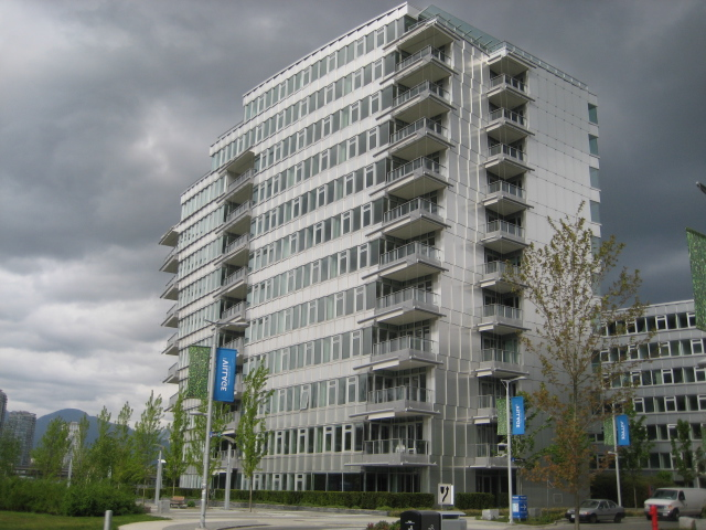 Olympic Village Apartment for sale: Canada House 3 bedroom 2,397 sq.ft. (Listed 2012-05-01)