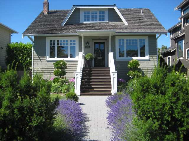 Charming Kerrisdale Home & Gardens